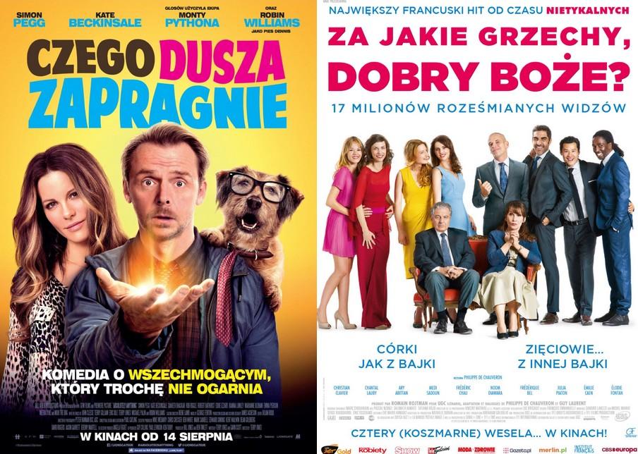 dwa filmy